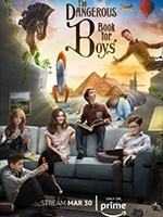 The Dangerous Book for Boys- Seriesaddict